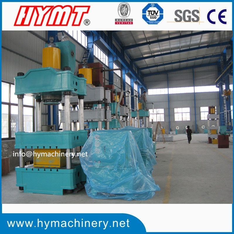 YQ32 series Four-Column Hydraulic stamping Press Machine