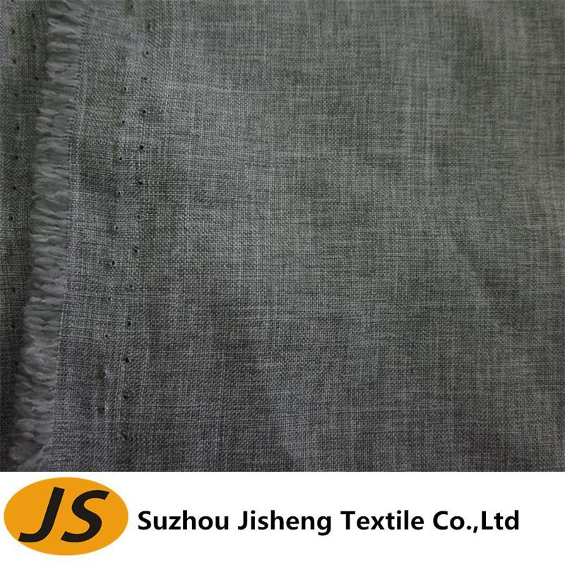 150d Polyester Cationic Melange Fabric