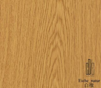 Wooden Grain PVC Film for PVC/ Aluminium Profiles