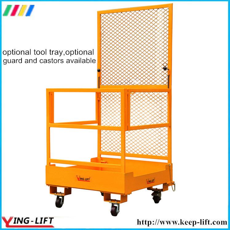 Forklift Truck Safety Lifting Work Platform Nk30c
