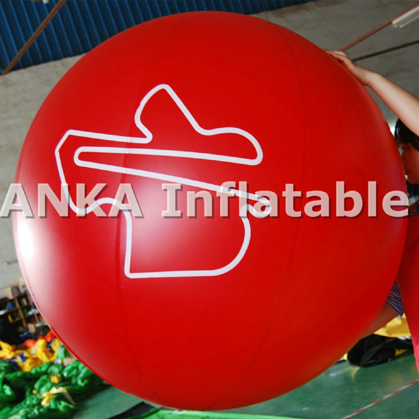 Inflatable Blimp Toy Airship for Advertising and Promotion