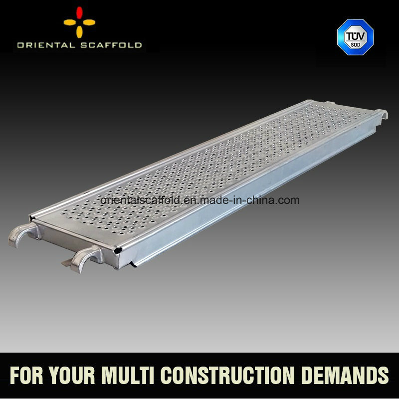 Hot DIP Galvanized Ringlock Scaffolding Standards