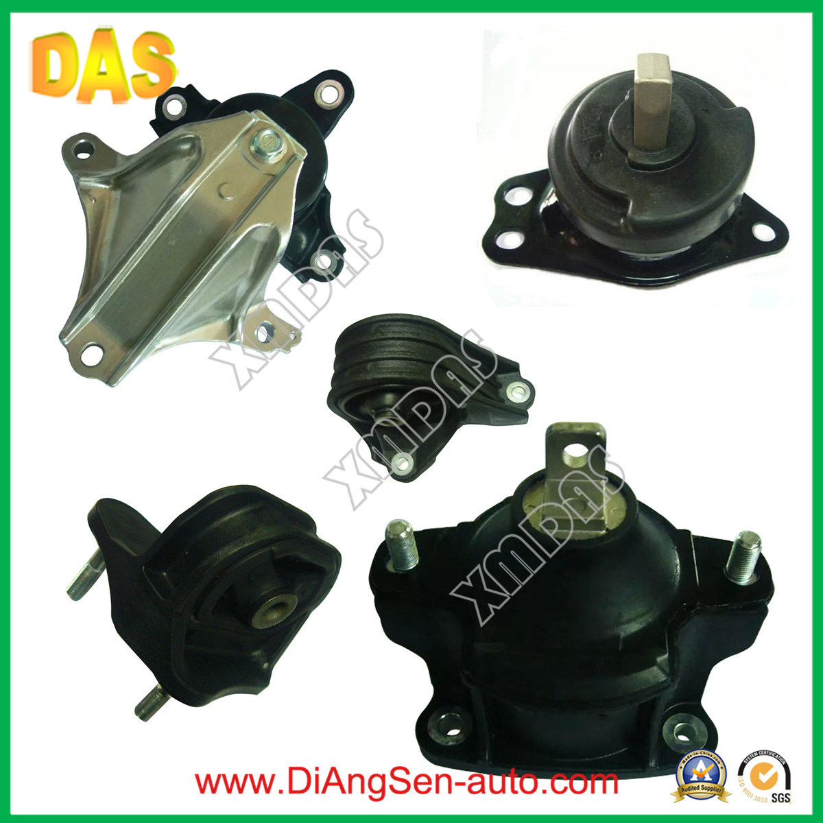 Car Auto Spare Parts, Engine Rubber Mounting for Honda Accord 2013 (50810-T2F-A01, 50820-T2F-A01, 50830-T2J-A01, 50850-T2F-A01, 50870-T2F-A01)