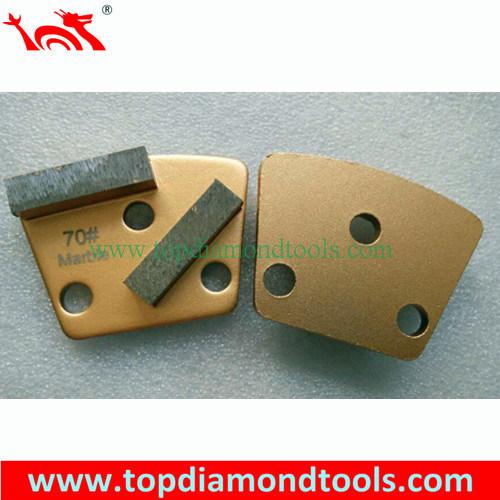 Marble Trapezoid Diamond Grinding Tools