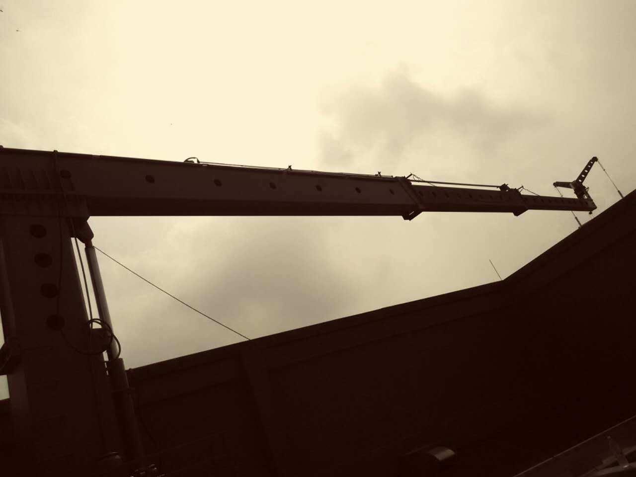 Nfjaguar Models with Telescopic Mast Building Maintenance Units Bmu