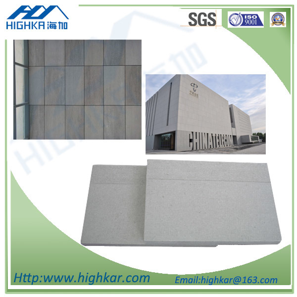 Fibre Cement Siding Cladding Exterior Cement Board