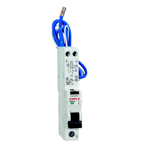 CFR6-32 Residual Current Circuit Breaker with Overcurrent Protection RCBO