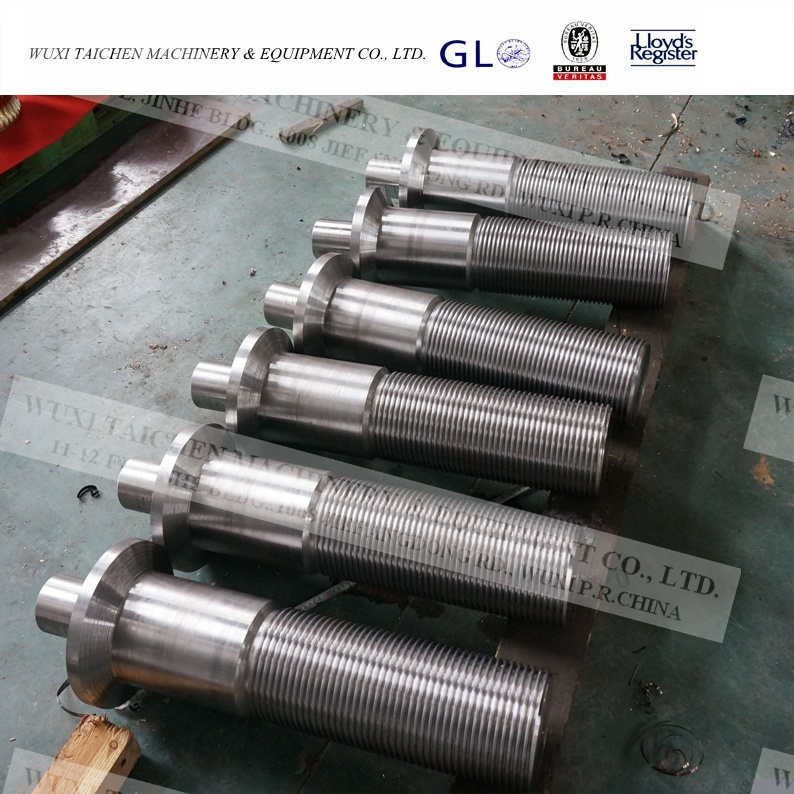 Steel Structure Fabrication Machining Partsshaft/Pin