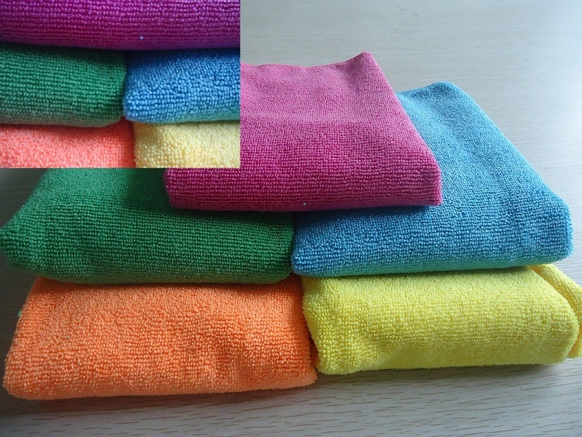 Ultra Absorbent Microfiber Cleaning Cloth