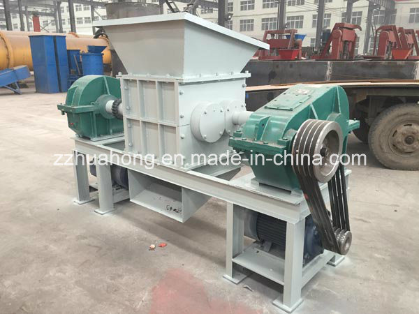 Double Shaft Shredder Machine,