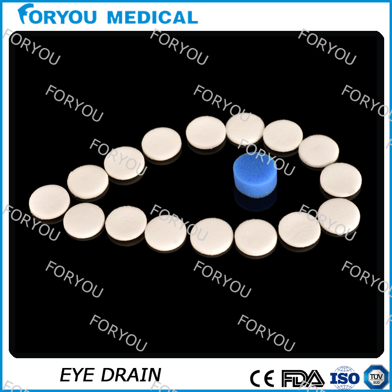 Eye Surgical Drape Bleeding Control Ophthalmology Sponge with Ce FDA ISO13485