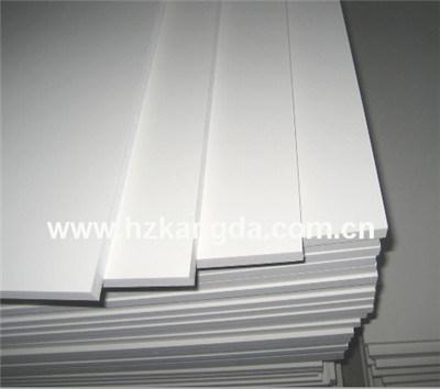 White Waterproof PVC Foam Board/White Rigid PVC Foam Sheet for Bathroom Cabinets/Kitchen Cabinets
