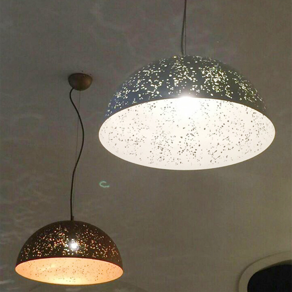 So Fashion Decorative Corrosion Dining Room Pendant Hanging Lamp Lighting for restaurant