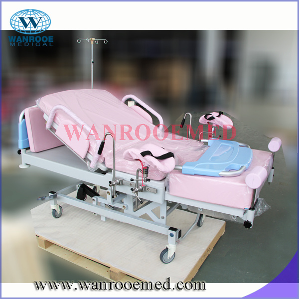 Comfortable with Height Adjustment Linak Motor Electric Delivery Bed