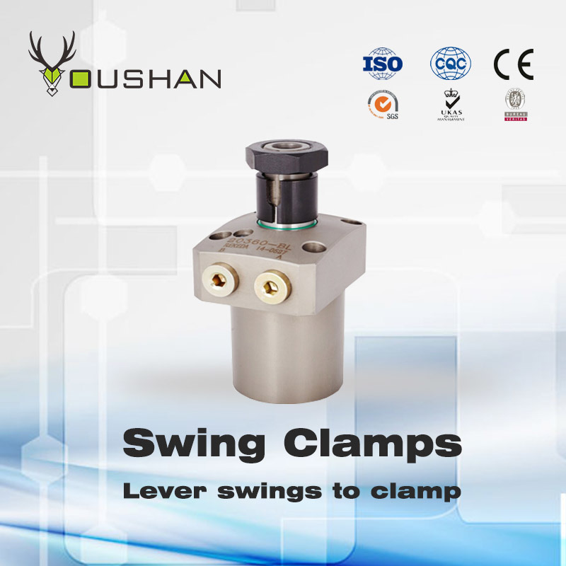 Reketa Hydraulic Swing Clamp Cylinder
