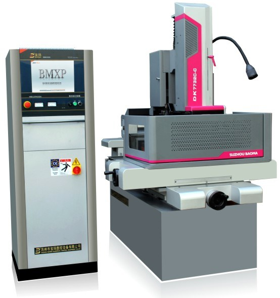 EDM Wire Cutting Machine Price Bm500c-C