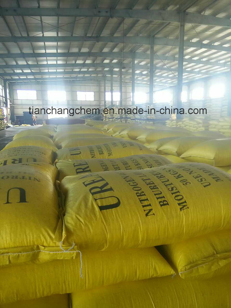 N 46% Granular Agriculture Fertilizer Urea
