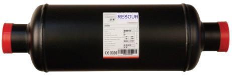 Resour Air Compressor Muffler, Oil Receiver