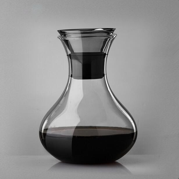 Juice Pot Wine Aerator Pyrex Wine Glass Carafe Glass Wine Decanters Set