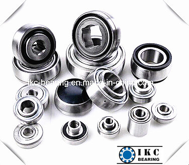 Disc Harrow Ball Bearing, Agricultural Machinery Bearings, Square / Round Bore/Hole/ for Shaft
