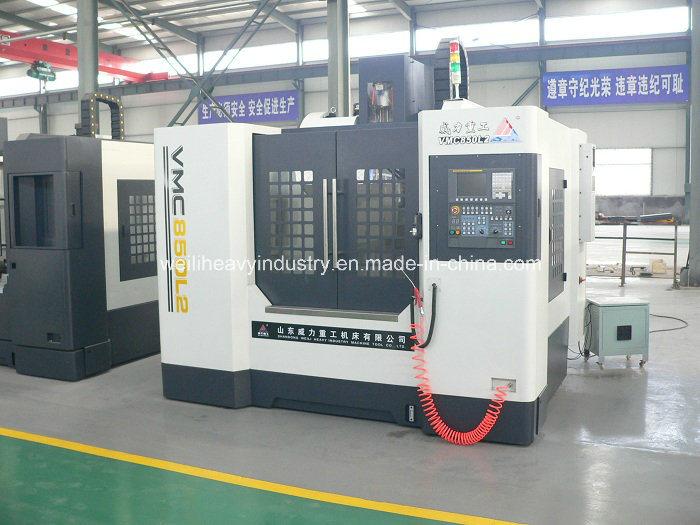 Vmc850 CNC Vertical Machine Center