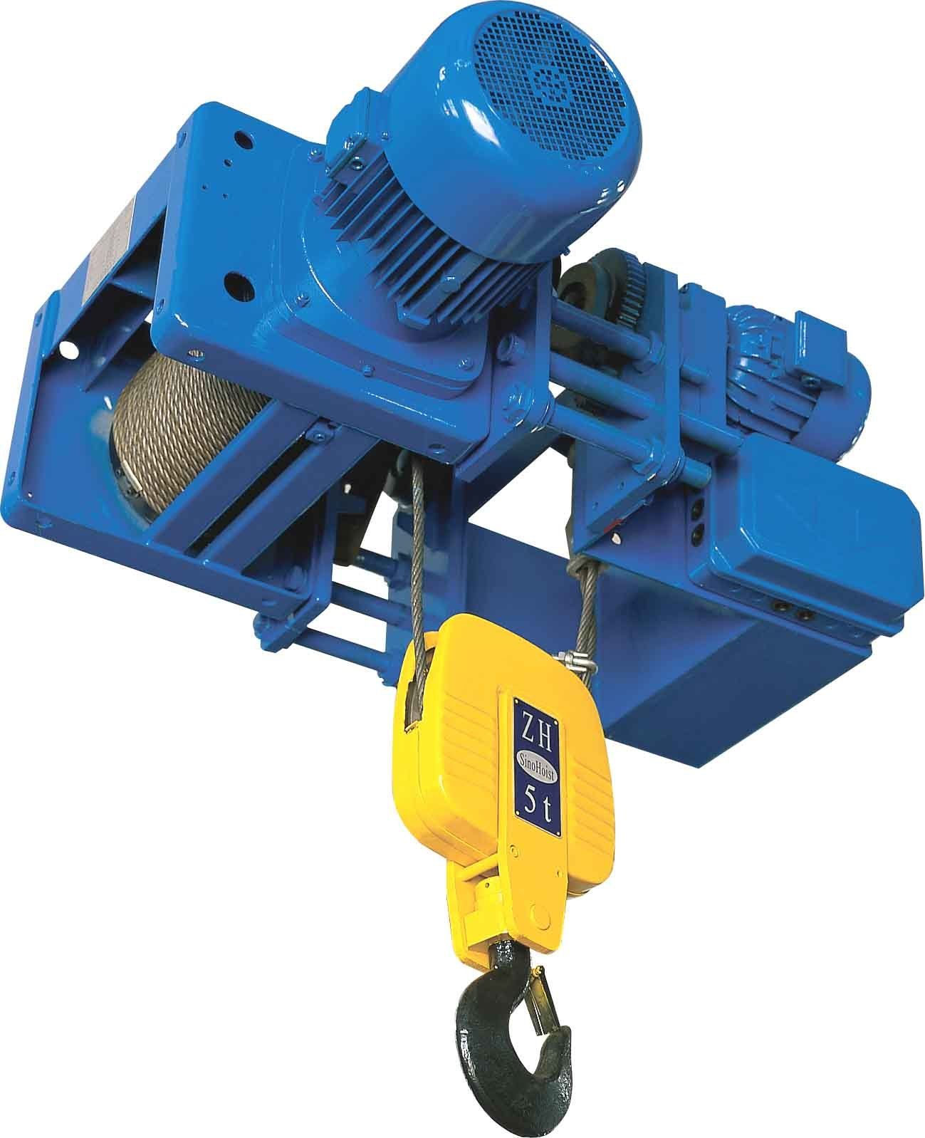Electric Wire Rope Hoist for Crane