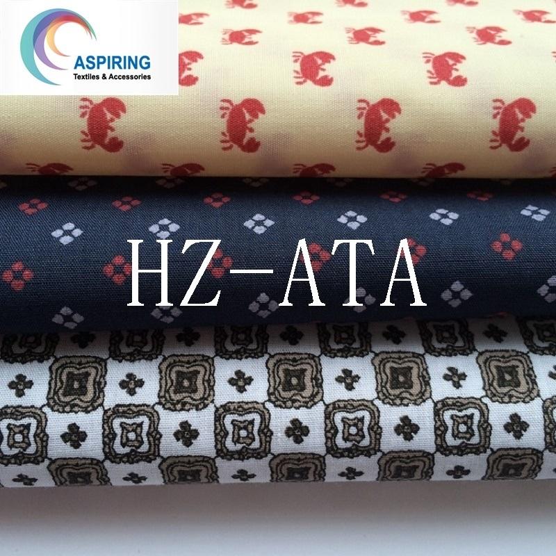 Tc Fabric 65/35 Combed Printing Fabric