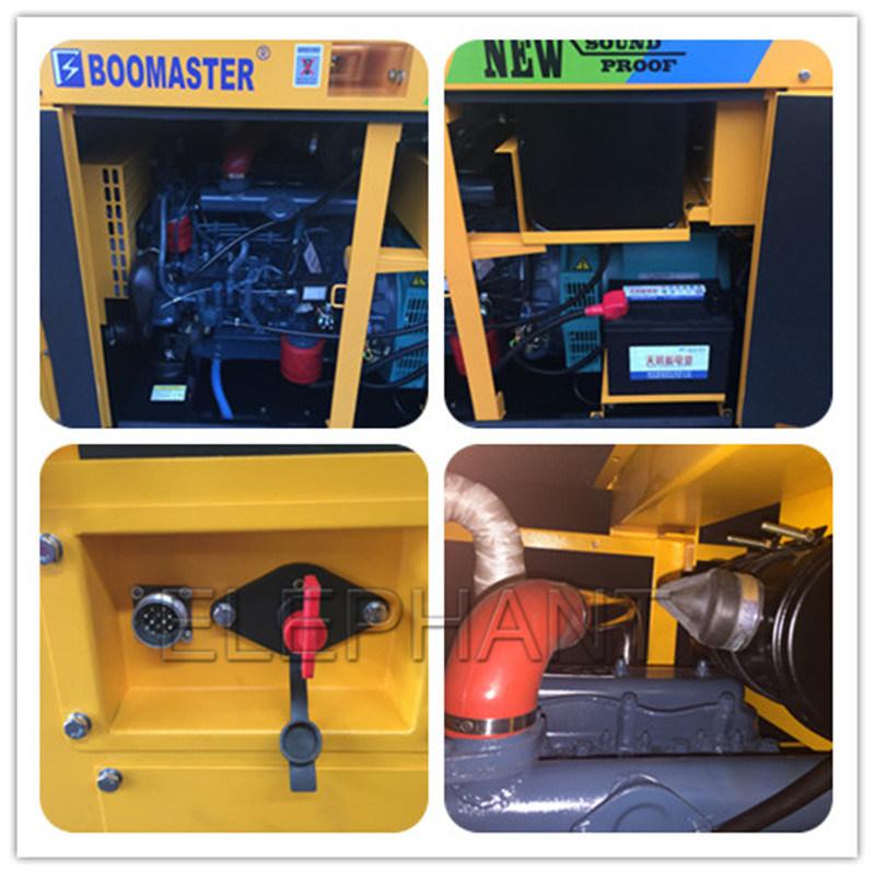 10kVA 15kVA 20kVA 25kVA 30kVA 40kVA Super Silent Diesel Genset
