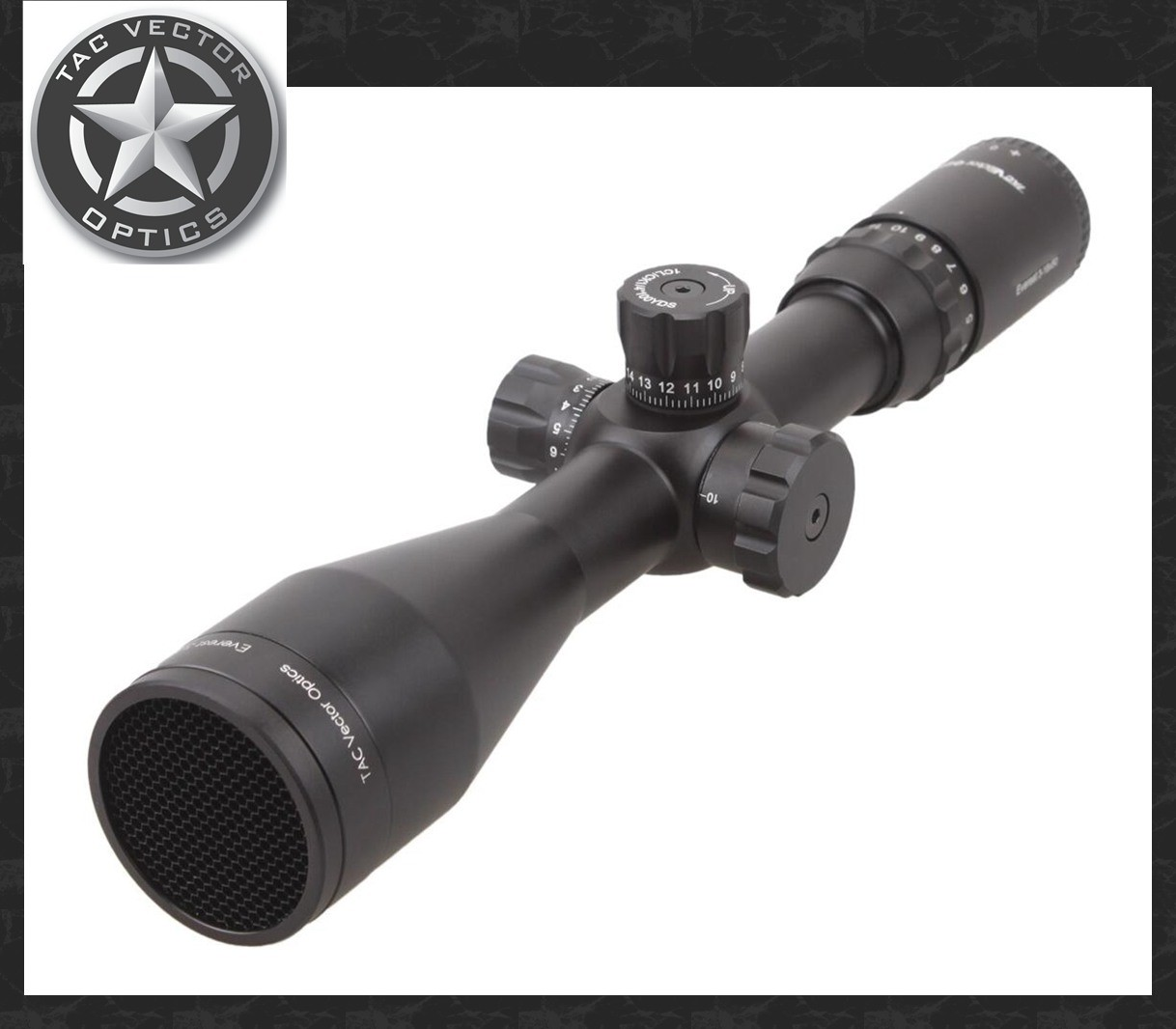 Vector Optics 3-18X50 Hunting Telescopic Sight Gun Riflescope