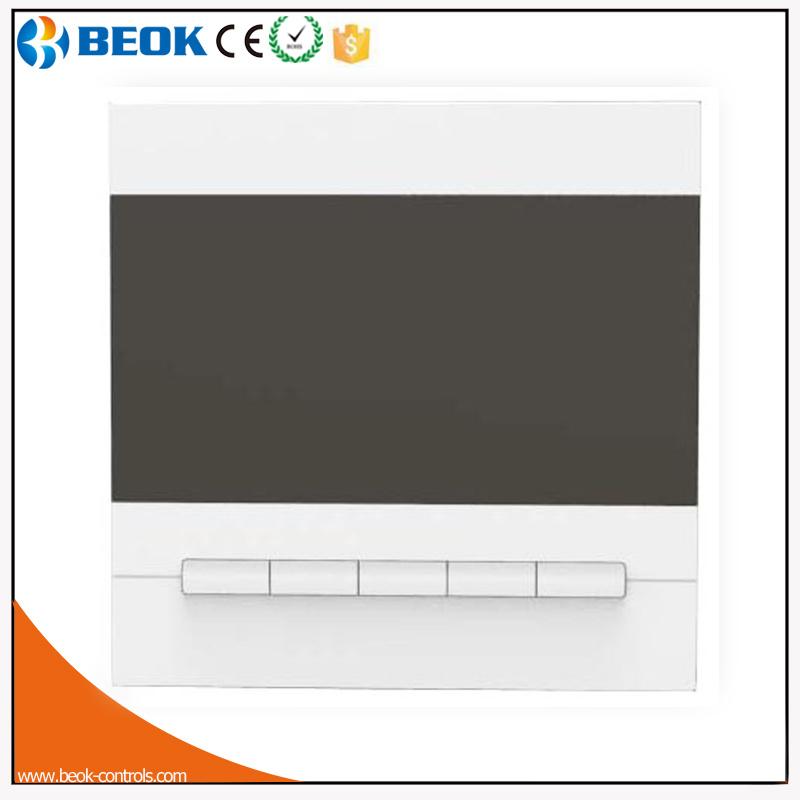 LCD Digital Display Electrical Underfloor Heating Room Thermostat (TOL40-EP)