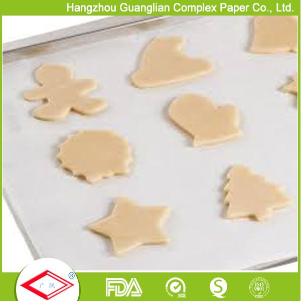 Preforated Silicone Non-Stick Steam Paper Dim Sum Paper