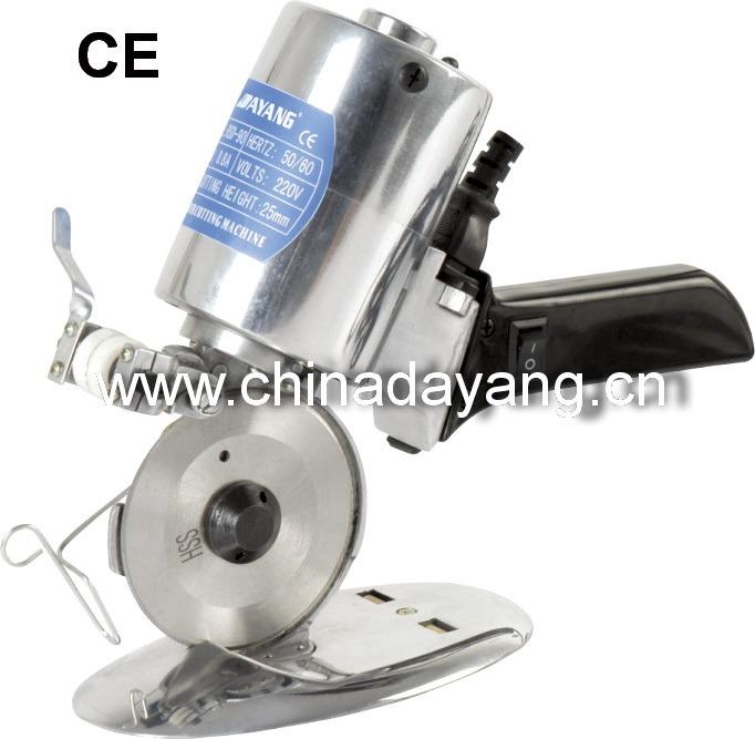 Ce Round Knife Cutting Machine Fabric Cutter OEM/ODM (RSD-90)
