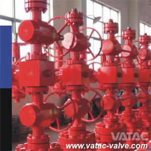 Wellhead Device Oilfield Equipment API 6A Christmas Tree / X- Tree