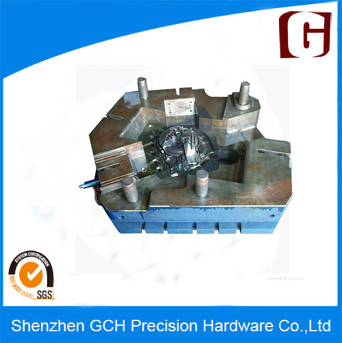 China Shenzhen Die Casting Mold Manufacturer with Rich OEM Experience