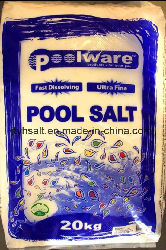 Kintan Ultrapure Pool Salt-20kg PE Bag
