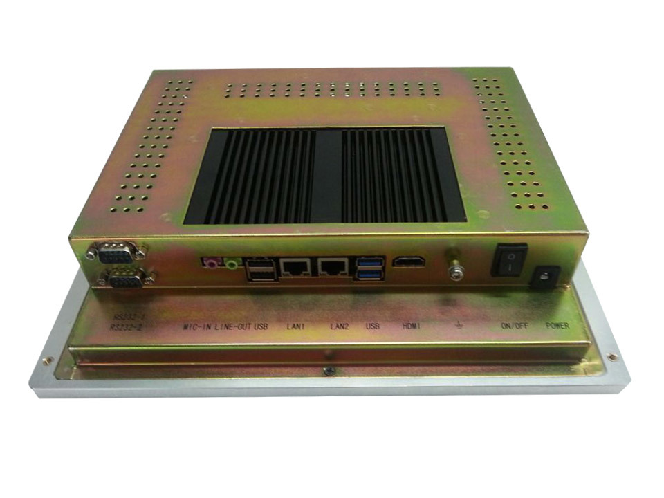 """12.1"""" All-in-One Computer Panel PC for Industrial, Medical Application"""