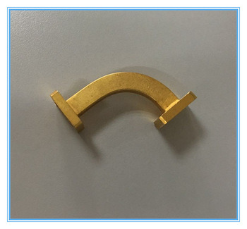 Wr42 H-Plane Bend Waveguide Rigid