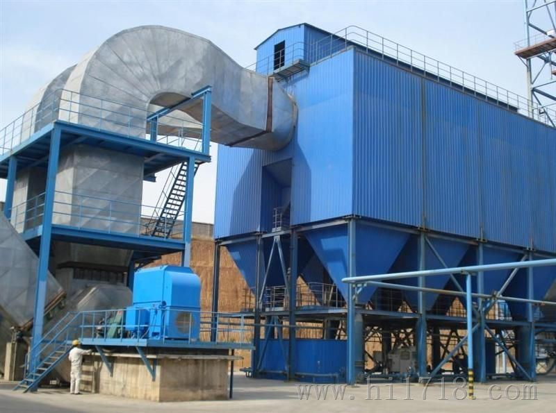 Bagging Cement Plants : China filter bag baghouse for cement plant photos