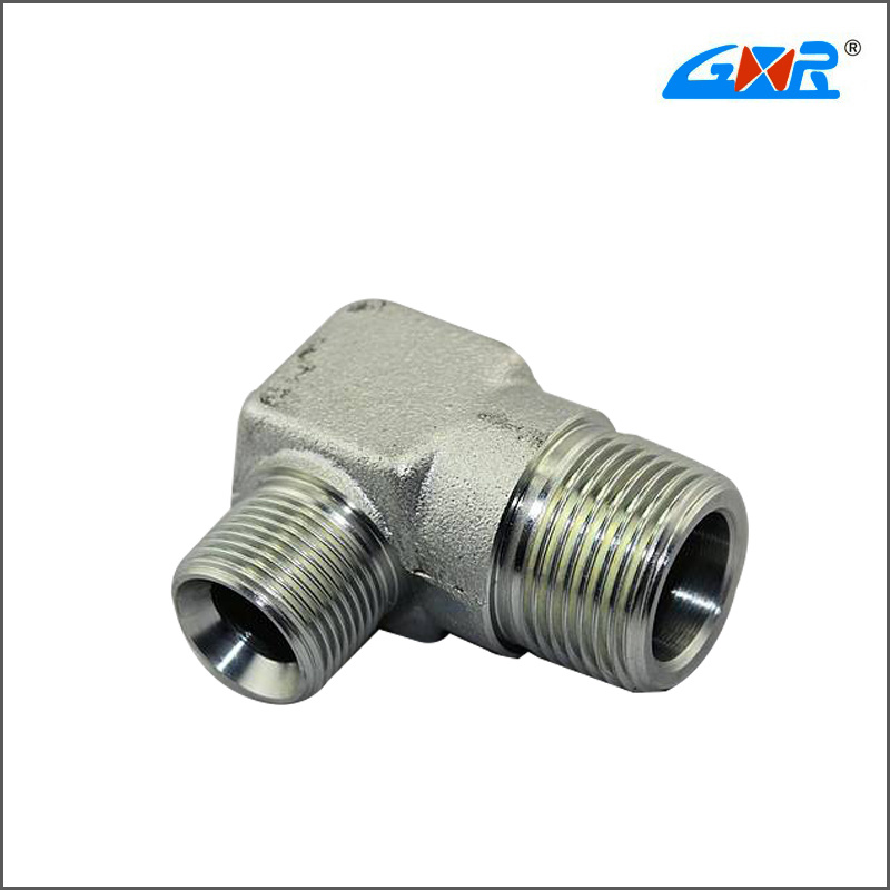 90 Degree Elbow BSPT Male Connector (XC-1T9)