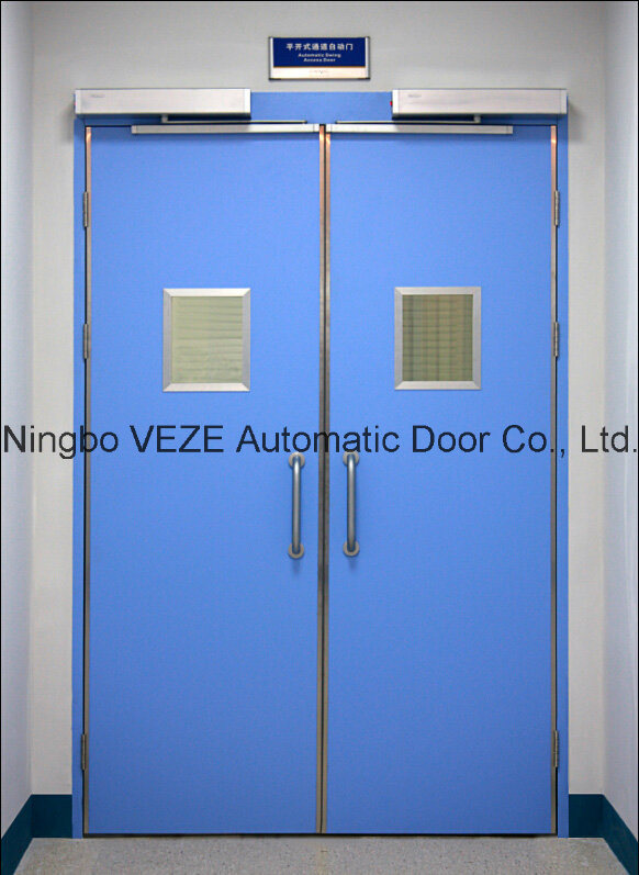 Electro-Mechanical Automatic Swing Doors