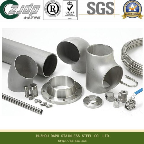 304 316 Stainless Steel Pipe Fitting (Elbow and Tee)