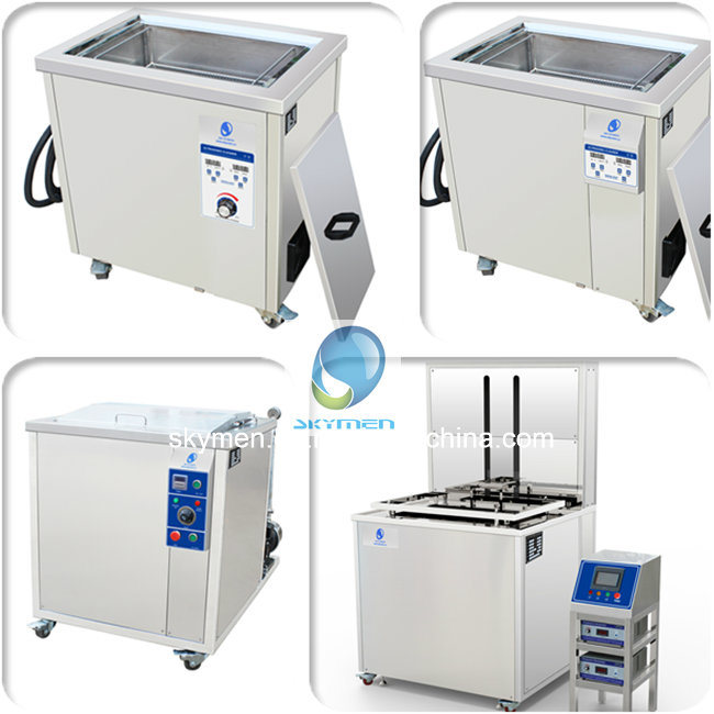 Industrial Ultrasonic Medical Cleaning Equipment for Engine Block, Cylinder Head