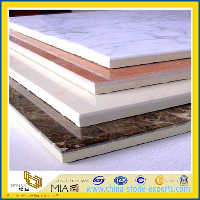 Composite Marble&Ceramic Tile for Wall and Floor
