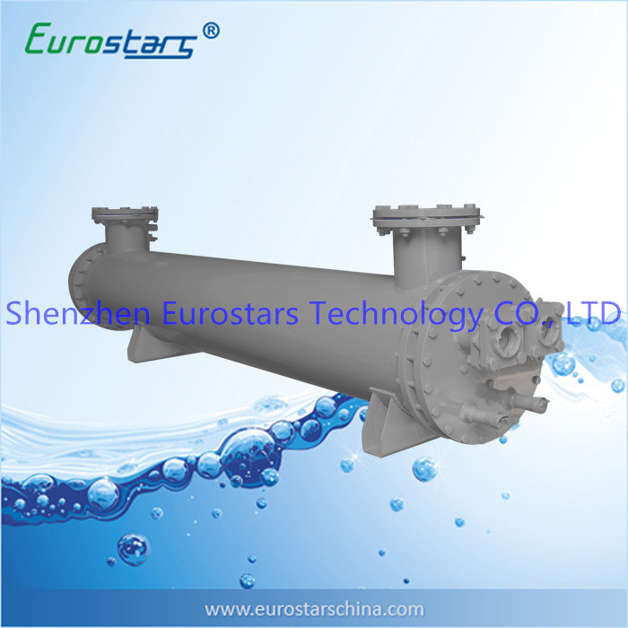 Water Chiller Shell and Tube Heat Exchanger Shell and Tube Condenser