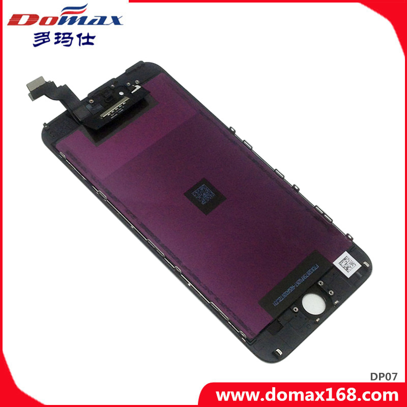 Mobile Phone Parts LCD for iPhone 6 Plus Black and White Color