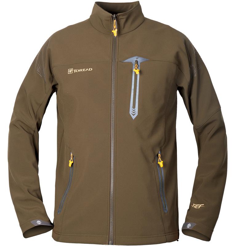 Custom Men′s Winter High Quality Softshell Jacket