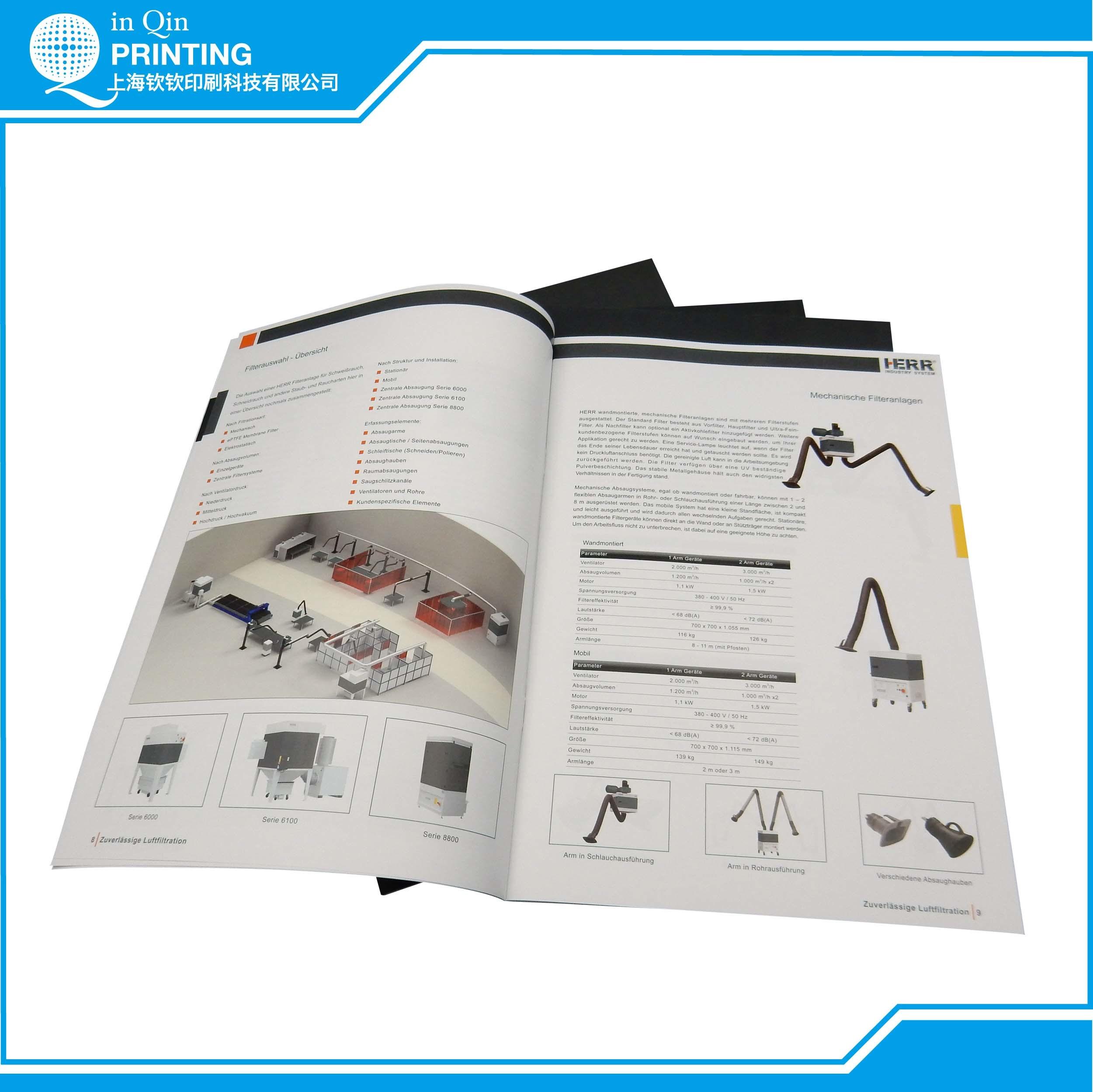Printing Tool Catalogue in Shanghai China