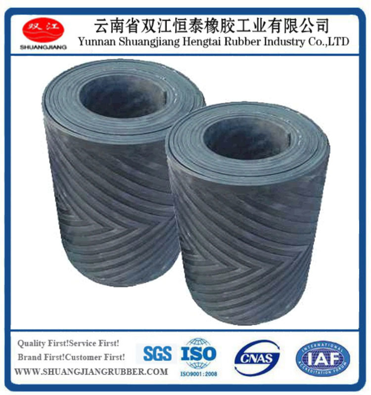 Rubber V Belt with Cut Edge
