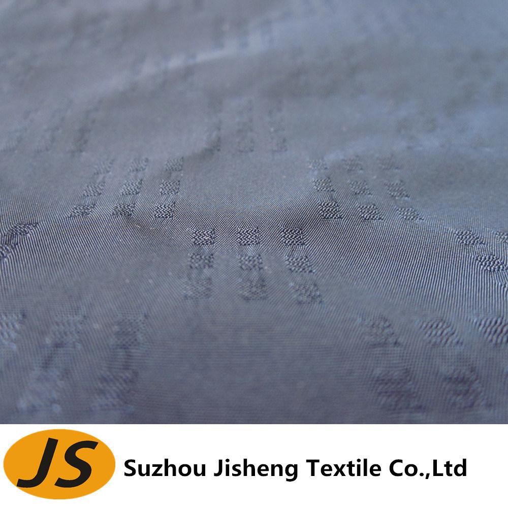 75D Waterproof Jacquard Polyester Memory Fabric
