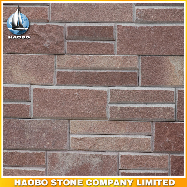 Manufactured Cheap Slate Stacked Stone Cultured Stone